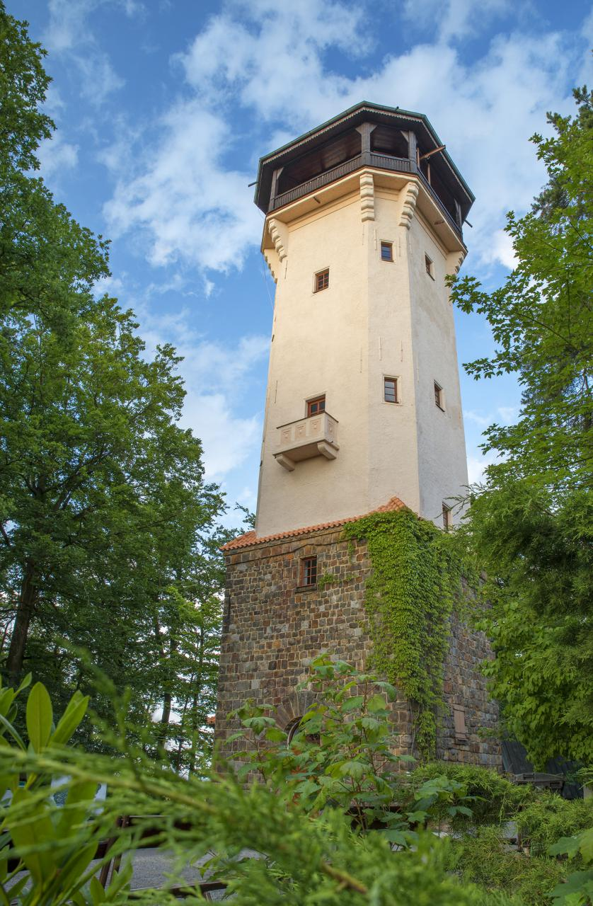 Observation Tower Diana Karlovy Vary