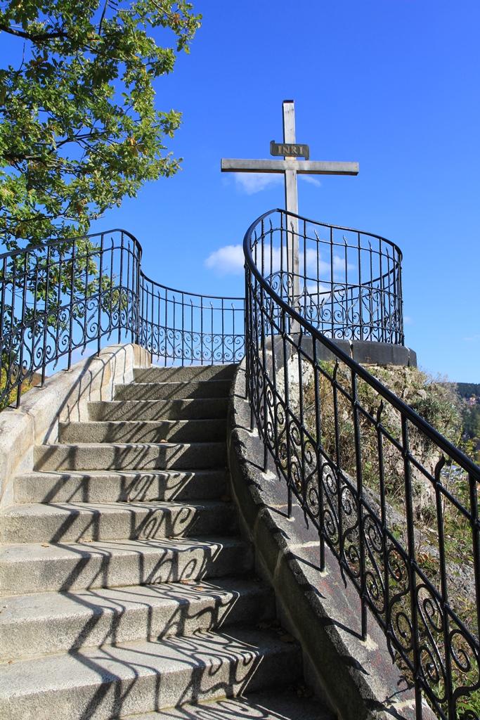 Vyhlídka Petra Velikého Karlovy Vary