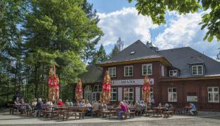 Restaurant - Diana Karlovy Vary