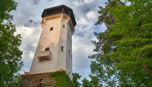 Observation Tower - Diana Karlovy Vary