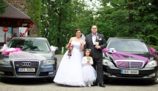 Svatební obřady na Dianě
