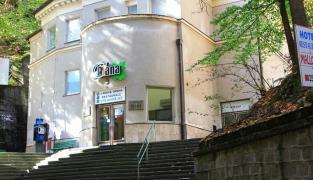 Seilbahn Diana Karlovy Vary