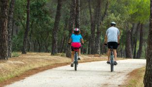 Cykloturistika - Diana Karlovy Vary