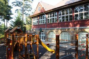 Dětské hřiště - Diana Karlovy Vary